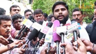 Producer Bharathi Iyappan Press Meet