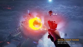 Unreal Engine 4 - Gamescom 2015 Features Demo Trailer | Official UE4 Games HD