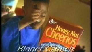 Honey Nut Cheerios 1996