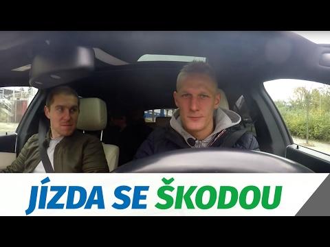 AAA Auto: Vyjížďka s Hráčem měsíce října Michalem Škodou