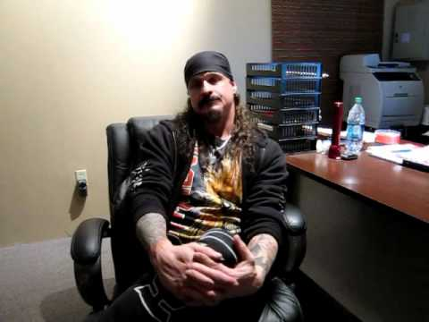 ICED EARTH: Jon Answers Questions From Iranian Fans
