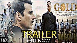 Gold Trailer | Out Now | Akshay Kumar | Mouni Roy | Kunal Kapoor | Reena Kagti | Amit Sadh | Gold