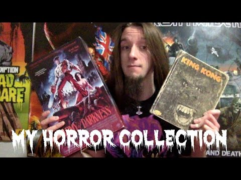 My Horror Collection