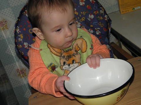Первый прикорм. Овощное пюре своими руками