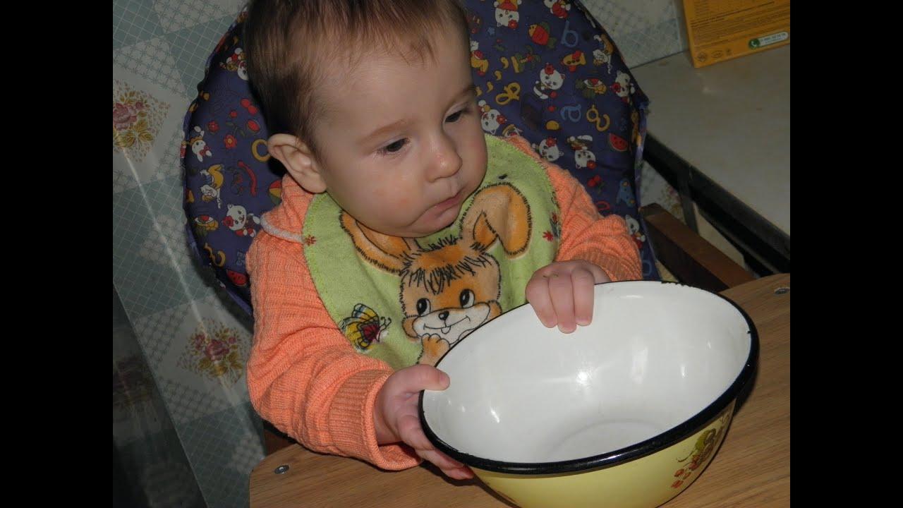 Первый прикорм своими руками