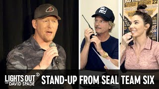The Navy SEAL Who Killed bin Laden Makes His Stand-Up Debut - Lights Out with David Spade