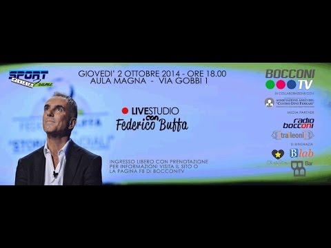 Sport Frame Live con Federico Buffa