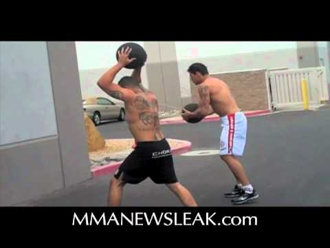 Training With Robert McMullin: Medicine Ball Workout Image 1