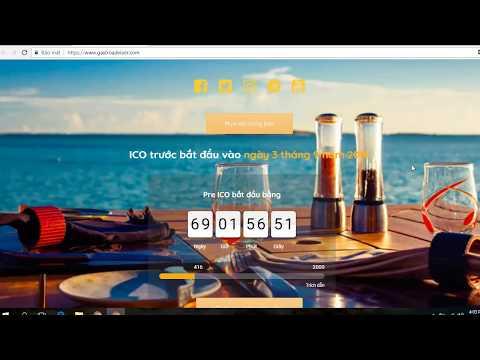 GASTRO ADVISOR ICO REVIEW - nền tảng kết nối các nhà hàng và khách hàng dựa trên Ethereum blockchain