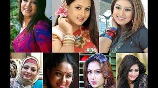 বাংলাদেশের সাত নায়িকার বাস্তব জীবনের প্রেম কাহিনী! Real Love Story Bangladeshi 7 actors