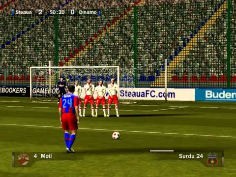 Download patch Liga I pentru PES 2011 aka RPES 2011 v 21