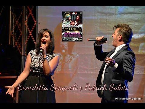 Patrick Salati e Benedetta Spagnoli - grande amore - live al Patrick/Lisa Hunt and friends