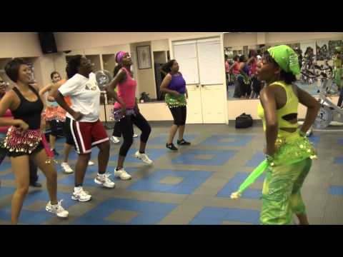 Community Central Tv:  Fun Dance Workouts With Ashley J. Johnson video