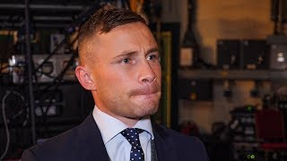 Carl Frampton: I could win REMATCH against Josh Warrington after 'disastrous' year
