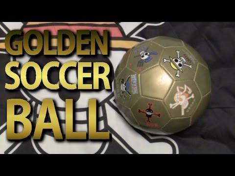 Golden Soccer Ball - One Piece Treasures 51