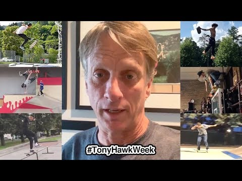 Tony Hawk Reveals The WINNER Of The #TonyHawkWeek Contest!