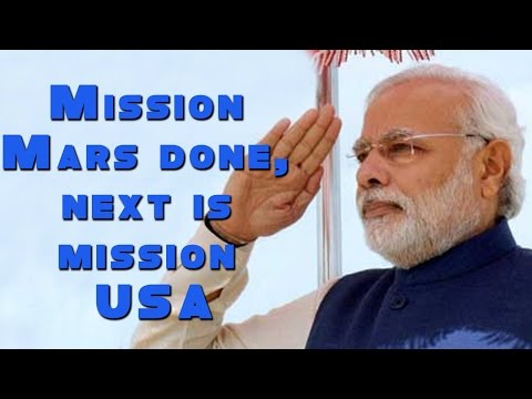 Modi's message to USA: Invest in India