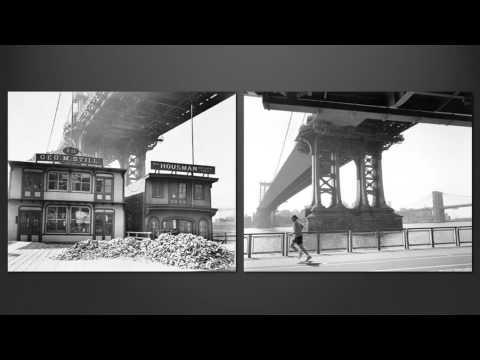 New York Changing, Photographing Time: Douglas Levere at TEDxUniversityatBuffalo