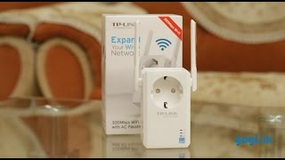 TP-Link Wi-Fi Extender TL-WA860RE review
