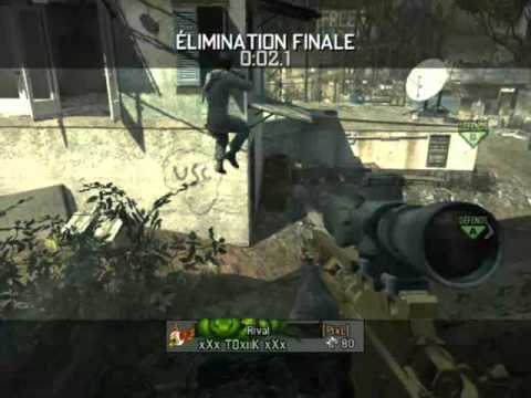 Xxx T0xiik Xxx - Mw3 Game Clip video
