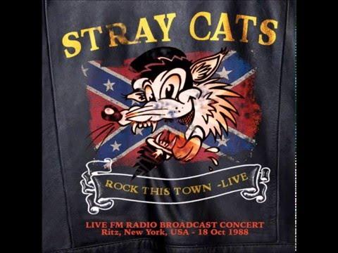 Stray Cats - Slip slip slippin