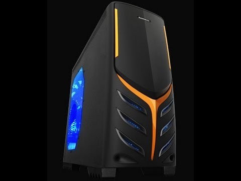 RAIDMAX VIPER - Mid Tower Gaming Case Video Review