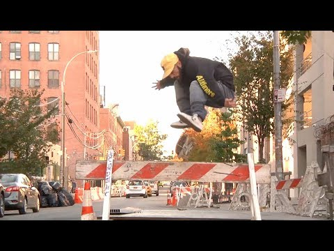 Zered Bassett: Mobbin' Around New York | MOB Grip