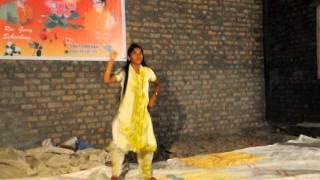 worship dance in Polavaram