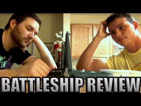 Battleship - Movie Review by Chris Stuckmann and The Flick Pick