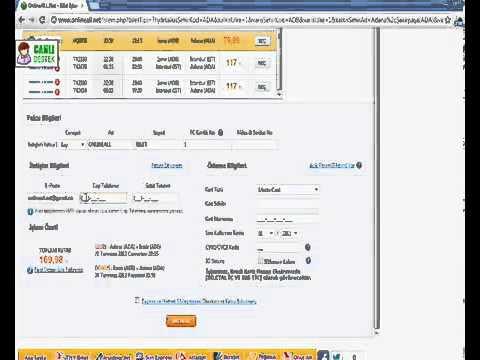 Internette en ucuz uçak bileti uçak bileti nasıl alınır anlatan