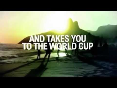 Brazil World Cup Ad 2014 FIFA World Cup Brazil