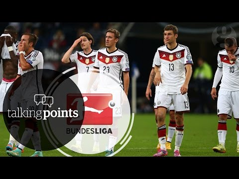 What is wrong with Germany since the World Cup? | Bundesliga | Talking Points