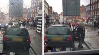 Seven Minute Parking Fail