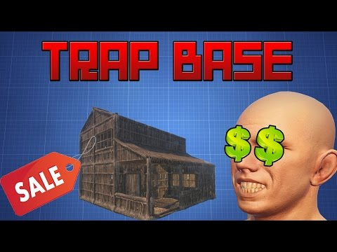 THE CHEAPEST SOLO TRAP BASE DESIGN - 3k Wood (Part 1)