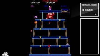 Donkey Kong Arcade (Switch) | High Score Runs Part 7