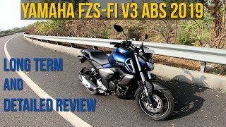 Yamaha FZS-FI V3 Long Term Review | Watch before you buy