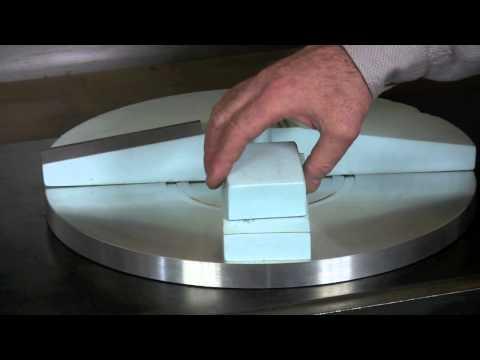 Clipper Blade Sharpening Disc - Geometric Shape - Part 1