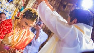 Enchanted | Siddhu & Navya | Amazing Telugu Wedding