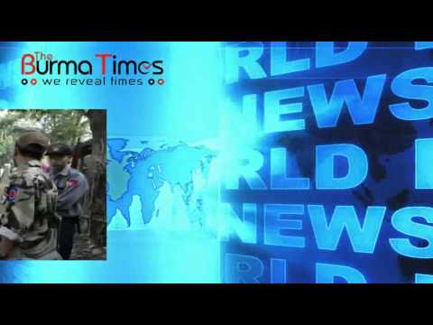 Burma Times TV Daily News 08.04.2015