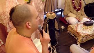 BG2.13 HG SDA -14.2- Vedic Culture Center in Vilnius, Lithuania 2016.05.18