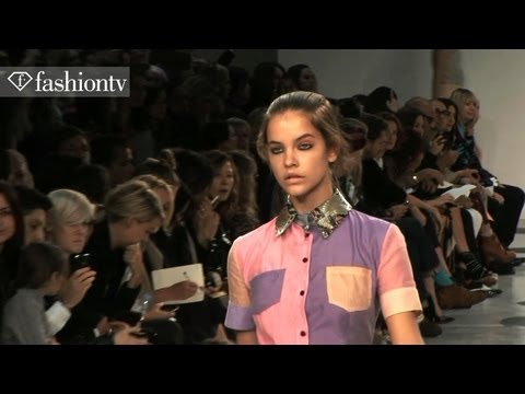 House of Holland Runway Show – London Fashion Week Spring 2012 | FashionTV – FTV