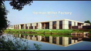 Herman Miller Factory by Grimshaw