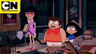 Maria Theresa's Attic | Victor and Valentino | Cartoon Network