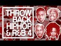 🔴 90's Hip Hop and R&B Mix |Throwback Hip Hop & R&B Songs 4 |Old School R&B | Classics | Club Mix