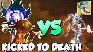 Peregrine Greaves VS All Strike Bosses! [Destiny 2]