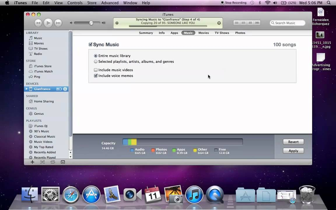 How to Fix: iPod Won't Download Music When Syncing with iTunes