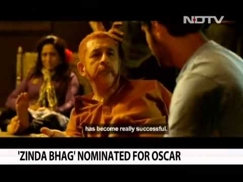 Pakistani Film Zinda Bhaag In Oscar Race Video video