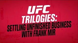 UFC Trilogies: Settling Unfinished Business