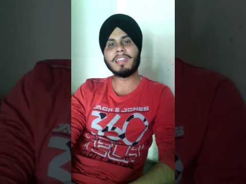 Heeriye Faqeeriye (Satinder Sartaj) Cover by Pritpal Singh