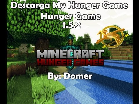 Descargar HG - Hunger Game Server 1.5.2 Minecraft  2013
